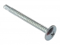 Baypole Screws - Zinc Plated - Box