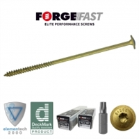 ForgeFast Elite Construction Screws - Box