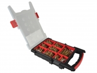 ForgeFast Elite Low-Torque Woodscrews - Kit