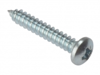 Self Tapping Screw - Pan Head - Zinc Plated