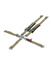 5-Point Latch & Link Restraint