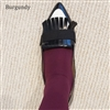 Burgundy Stocking Socks