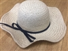 (Pre-Order) Ivory Ribbon Hat (will ship within 1~2 weeks)