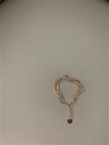 Chain Bangle (Gold/Silver) (will ship within 1~2 weeks)