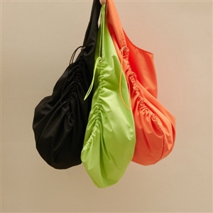 Must Have Every Day String Bag 토템 서울백 (Neon Yellow/Neon Orange) (will ship within 1~2 weeks)