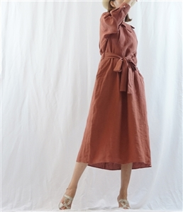(Best; 3rd Reorder) Bric Unique Collar Dress