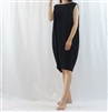 (Best; 2nd Reorder) Black Luxe H Dress