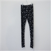 (2nd Reorder) Black Star Summer Leggings