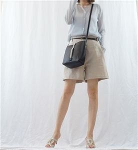 (Best; Back-Order; 3rd Reorder) SkyBlue Daily Linen Knit Cardigan (will ship within 1~2 weeks)