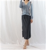 (Best; 2nd Reorder) SkyBlue Summer Line Cardigan