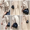 Cel Bio Washing Linen 100 Trench Coat (CobaltBlue/CreamBeige) (will ship within 1~2 weeks)