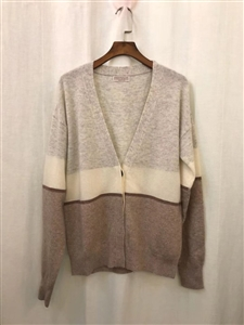 Cashmere 100 Cardigan (S/M/L) (will ship within 1~2 weeks)