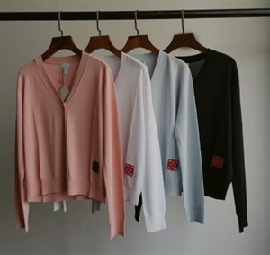 Pastel Cardigan (Black/Pink/SkyBlue/White) (will ship within 1~2 weeks)