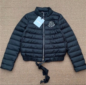 Black Jewel Mark Padding Jacket (S/M/L) (will ship within 1~2 weeks)