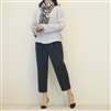 DarkGray Side Vent Formal Warm Pants (8부본딩) (66)