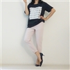(2nd Reorder) Pink Spring Cotton Pants (S)