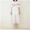 (2nd Reorder) White Formal Pants