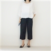 (4th Reorder) Linen Wide Pants (Beige/Charcoal/Black)