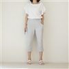 (3rd Reorder) Light Gray Clean Pants (8부) (M/L)