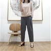 (Best; 3rd Reorder) Gray Kimo Baggy Pants (Free)