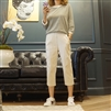 (Best; 3rd Reorder) Ivory Star Point Baggy Pants (7~8부)