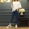 (Best; 3rd Reorder) Eyelet Jeans (S)