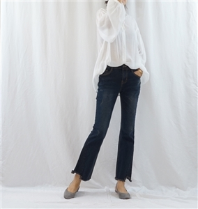 (Best; 3rd Reorder) Vintage Boots Cut Jeans (S)
