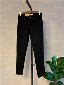 Luxury Black Skinny Jeans (S/M/L) (will ship within 1~2 weeks)