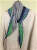 (Pre-Order) Green Pleated Scarf (will ship within 1~2 weeks)