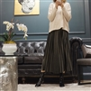 (Best; 2nd Reorder) Khaki Velvet Skirt