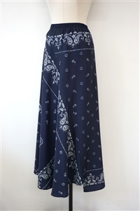 Bandana Skirt (S/M) (will ship within 1~2 weeks)