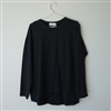 Charcoal Good Cotton Bottom Unbalanced Top