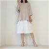 (Our Choice; New Color) Beige Clean Lux Cotton Top