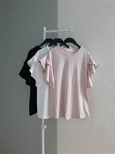 Angel Top (Black/Pink/White) (will ship within 1~2 weeks)