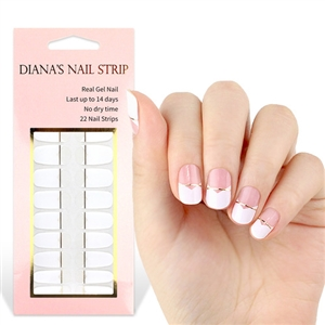[Diana's Nail Strip] Nail Sticker 121