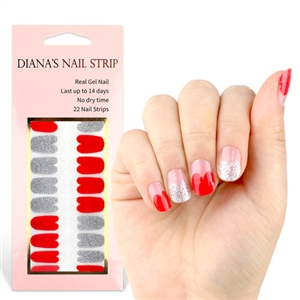 [Diana's Nail Strip] Nail Sticker 122