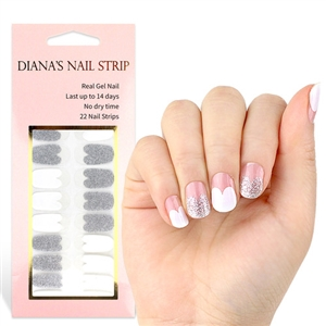 [Diana's Nail Strip] Nail Sticker 124