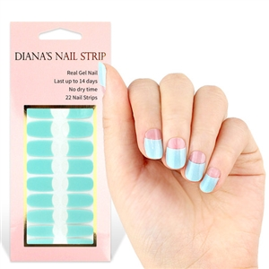 [Diana's Nail Strip] Nail Sticker 129