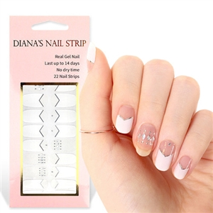 [Diana's Nail Strip] Nail Sticker 135