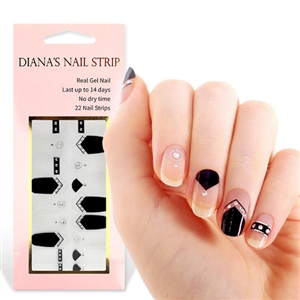 [Diana's Nail Strip] Nail Sticker 147