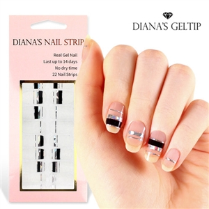 [Diana's Nail Strip] Nail Sticker 149