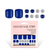 [Diana's Nail Strip] Pedi Sticker 111