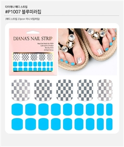 [Diana's Nail Strip] Pedi Sticker 1007