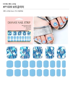 [Diana's Nail Strip] Pedi Sticker 1009