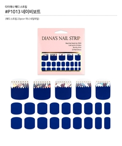 [Diana's Nail Strip] Pedi Sticker 1013