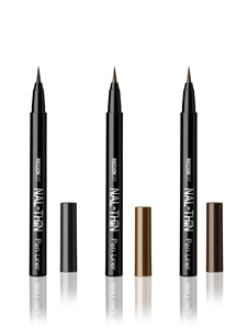 (1+1) New Color Added [PASSIONCAT] NAL-THIN Pen Liner (1:Black/2:Brown/3:Dark Brown)