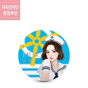 [MIBA] Colormin Tone Up Sun Cushion 24g