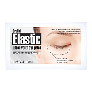 The Orchid Skin Elastic Under Youth Eye Patch (10sheets)
