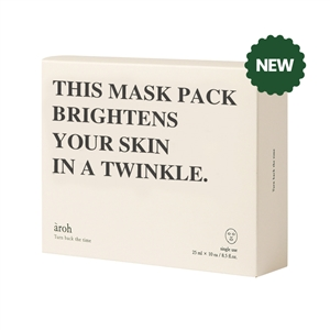 aroh Probiotics Brightening Mask Pack (1Box=10ea)