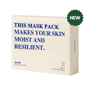 (2+1=3Boxes,30ea) aroh Marine Energy Moisture Mask Pack (1Box=10ea)